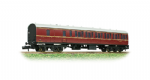 Farish 374-311B BR Mk.1 57' Suburban Brake End Maroon